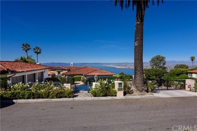 856 Rincon Lane, Palos Verdes Estates, CA 90274 (#SB18104873) :: Millman Team