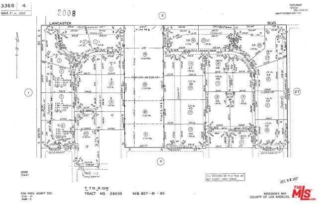 0 Vac/121 Ste/Vic Avenue I, RVLT - Roosevelt, CA 93535 (#18341036) :: Group 46:10 Central Coast