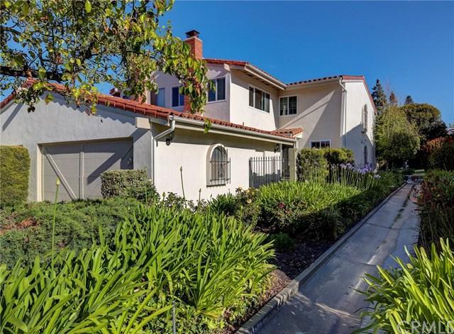 19 Via Granada, Rolling Hills Estates, CA 90274 (#SB18106748) :: Barnett Renderos