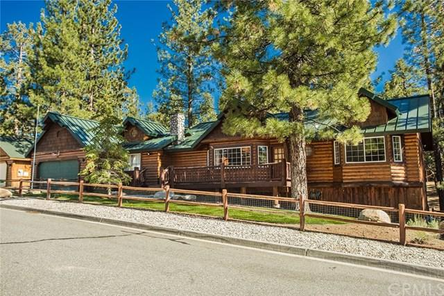 42633 Gold Rush, Big Bear, CA 92315 (#PW18108707) :: RE/MAX Masters