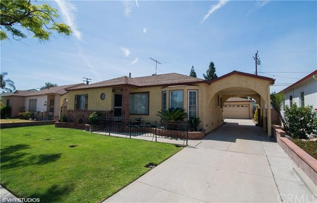 11418 Kinghorn Street, Santa Fe Springs, CA 90670 (#TR18108754) :: IET Real Estate