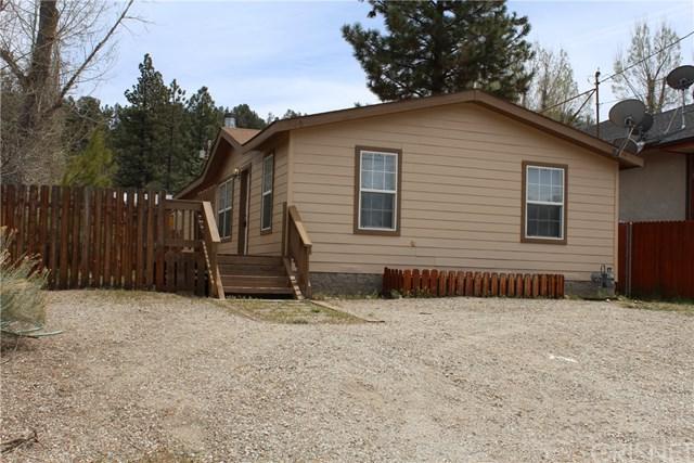 220 Chaparral Street, Frazier Park, CA 93225 (#SR18108976) :: RE/MAX Parkside Real Estate