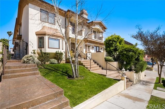 206 Sheldon Street, El Segundo, CA 90245 (#SB18107265) :: Millman Team