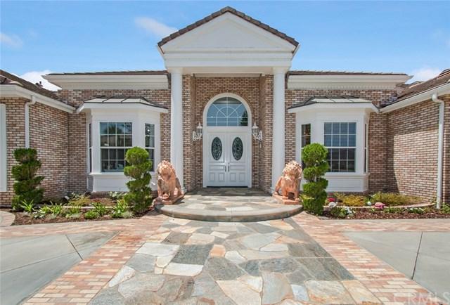 91 Panorama, Coto De Caza, CA 92679 (#OC18110315) :: Berkshire Hathaway Home Services California Properties