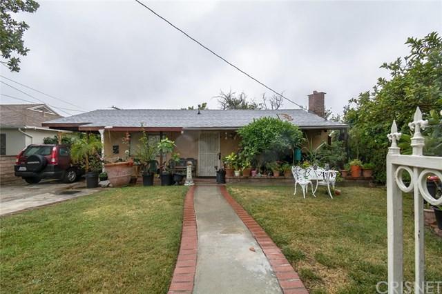 2054 Knox Street, San Fernando, CA 91340 (#SR18111017) :: Fred Sed Group