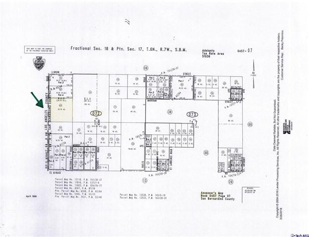 0 0457-072-03, Adelanto, CA 92301 (#318001409) :: Allison James Estates and Homes