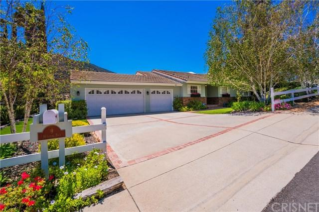 9 Hitching Post Lane, Bell Canyon, CA 91307 (#SR18112722) :: RE/MAX Parkside Real Estate