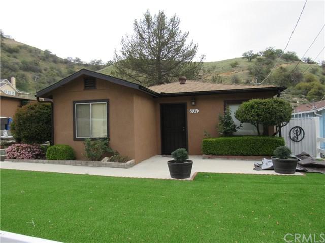 631 Lebec Drive, Lebec, CA 93243 (#CV18112932) :: RE/MAX Parkside Real Estate