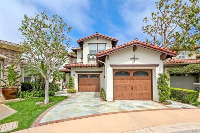 4 Coral Reef, Newport Coast, CA 92657 (#NP18102236) :: Fred Sed Group