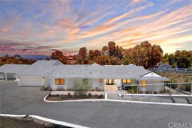 1 Chuckwagon Road, Rolling Hills, CA 90274 (#PV18110387) :: Millman Team