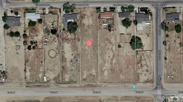0 Vac/Ave N/Greenrock Avenue, Lake Los Angeles, CA 93535 (#SR18113975) :: Group 46:10 Central Coast