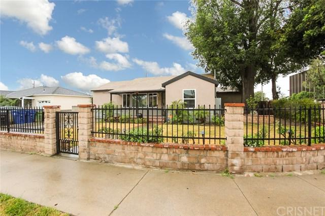 10033 Ilex Avenue, Pacoima, CA 91331 (#SR18113950) :: Mainstreet Realtors®