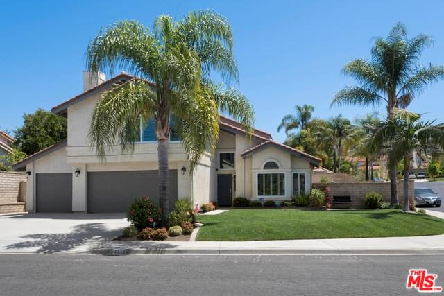 4110 Shady Point Drive, Moorpark, CA 93021 (#18343502) :: RE/MAX Parkside Real Estate
