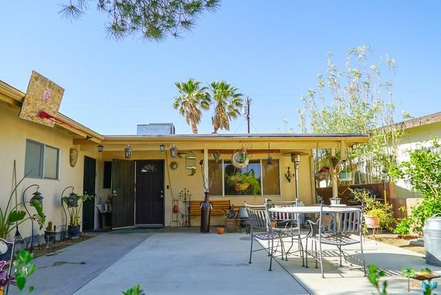 66700 Cahuilla Avenue, Desert Hot Springs, CA 92240 (#18344628PS) :: Z Team OC Real Estate