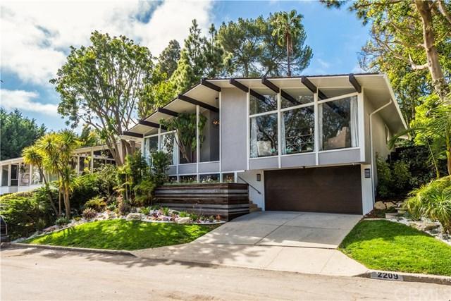 2209 Via Alamitos, Palos Verdes Estates, CA 90274 (#PV18114180) :: Millman Team