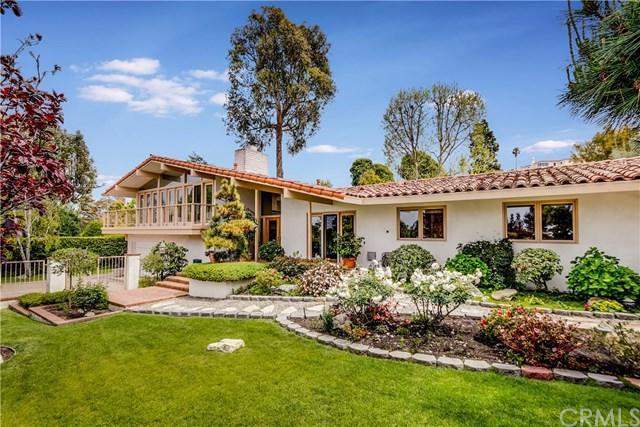 1562 Granvia Altamira, Palos Verdes Estates, CA 90274 (#PV18116853) :: Millman Team