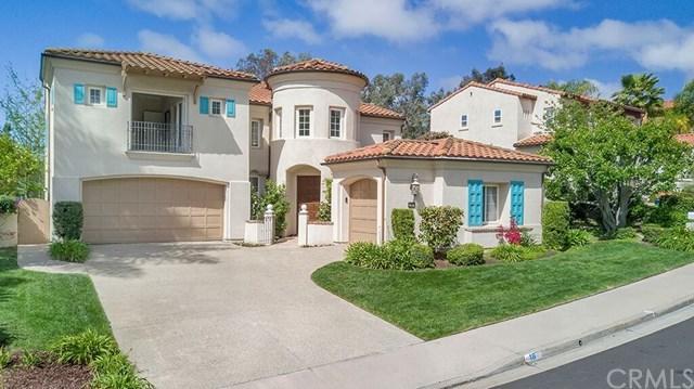 18 Minori, Laguna Niguel, CA 92677 (#PW18117486) :: Berkshire Hathaway Home Services California Properties