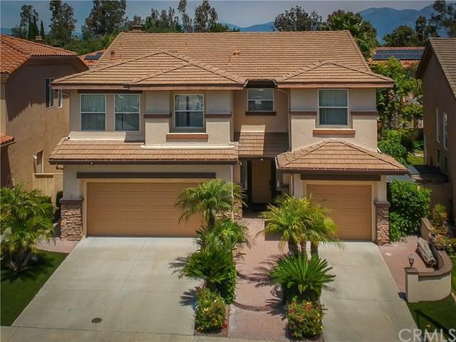 4956 Heritage Drive, Chino Hills, CA 91709 (#CV18101062) :: Provident Real Estate