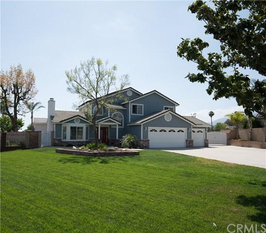 5950 Villa Drive, Rancho Cucamonga, CA 91737 (#CV18116559) :: Provident Real Estate