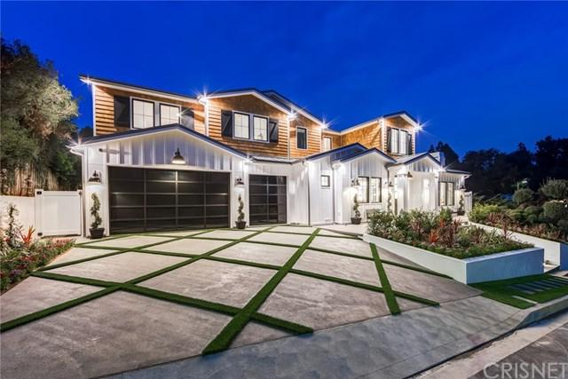 16101 Royal Mount Drive, Encino, CA 91436 (#SR18117493) :: Mainstreet Realtors®