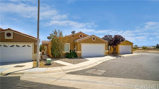 2448 Panorama Lane, Rosamond, CA 93560 (#SR18118012) :: Group 46:10 Central Coast