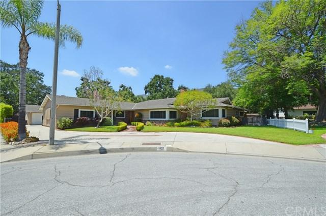 1121 Indian Springs Drive, Glendora, CA 91741 (#CV18116402) :: RE/MAX Innovations -The Wilson Group