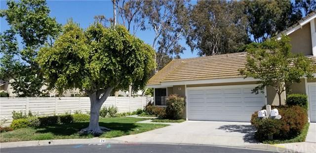 24 Elderwood #12, Irvine, CA 92614 (#OC18114945) :: Berkshire Hathaway Home Services California Properties