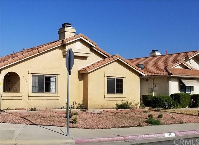756 Cortez Drive, Hemet, CA 92545 (#SW18118222) :: Impact Real Estate