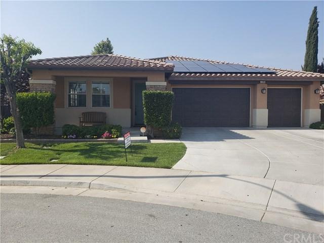 1380 Mandrake Way, Beaumont, CA 92223 (#SW18117537) :: RE/MAX Empire Properties