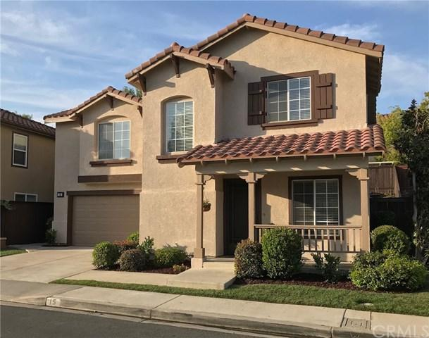 15 Velarde Court, Rancho Santa Margarita, CA 92688 (#LG18084366) :: DiGonzini Real Estate Group