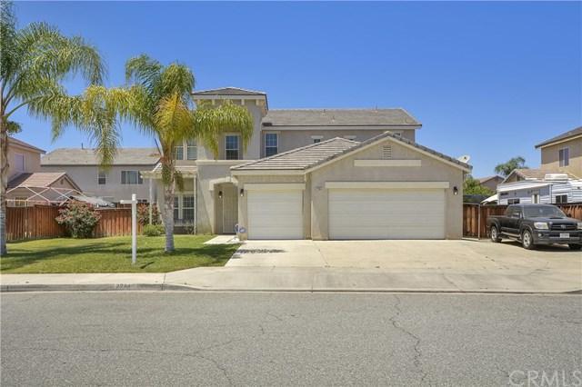 2244 Versailles Street, San Jacinto, CA 92583 (#SW18117662) :: RE/MAX Empire Properties