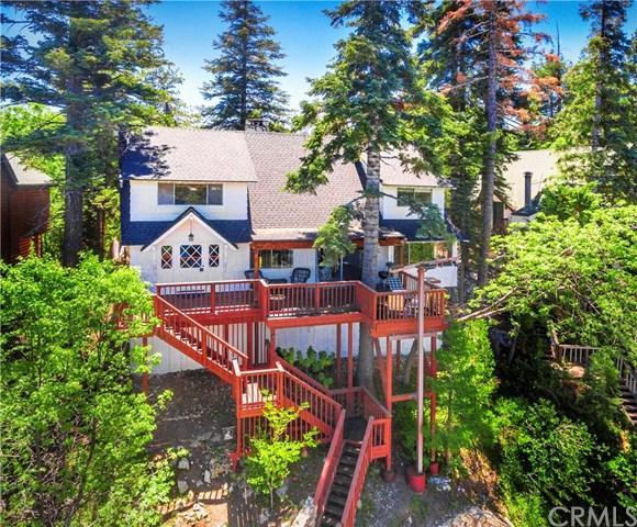 28923 Palisades, Lake Arrowhead, CA 92352 (#EV18118822) :: Angelique Koster