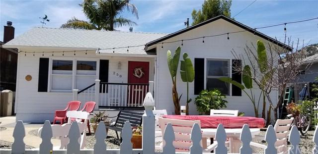 258 Morro Avenue, Pismo Beach, CA 93449 (#SP18117719) :: RE/MAX Empire Properties