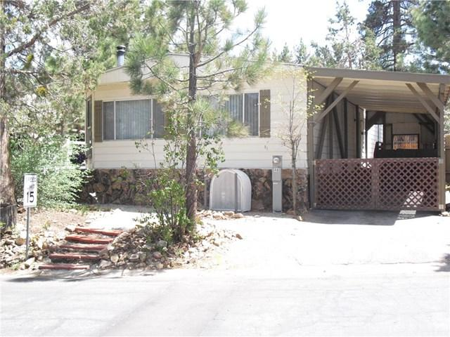 391 Montclair Drive #48, Big Bear, CA 92314 (#EV18119553) :: Group 46:10 Central Coast