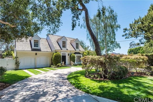 3700 Via Palomino, Palos Verdes Estates, CA 90274 (#SB18119950) :: Millman Team
