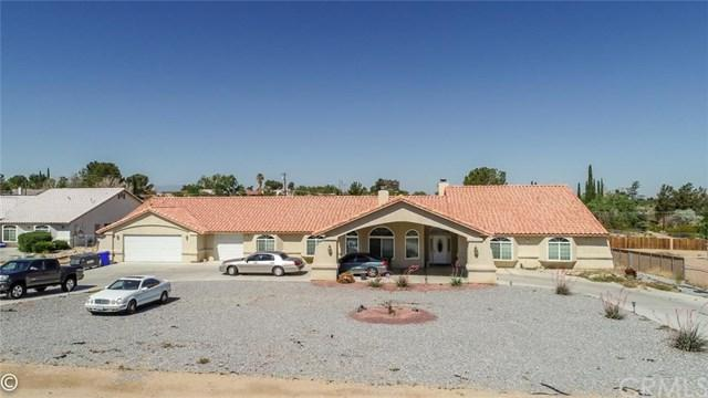 15580 Chole Road, Apple Valley, CA 92307 (#CV18119983) :: Group 46:10 Central Coast