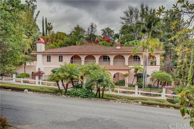 1270 Popenoe Road, La Habra Heights, CA 90631 (#PW18119737) :: The Ashley Cooper Team