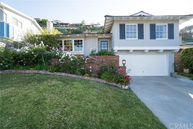 4690 Browndeer Lane, Rancho Palos Verdes, CA 90275 (#SB18113507) :: Millman Team