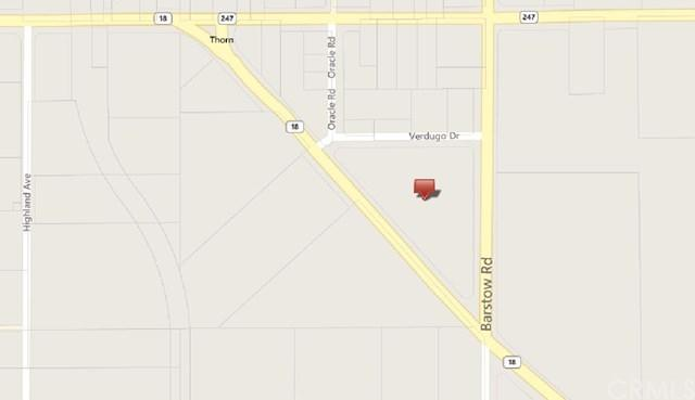 0 Highway 18/Barstow Rd., Lucerne Valley, CA 92356 (#CV18120125) :: Group 46:10 Central Coast