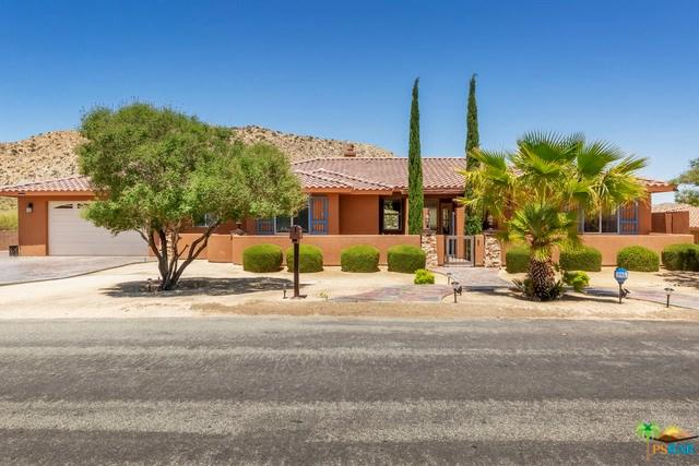 54280 Pinon Drive, Yucca Valley, CA 92284 (#18346592PS) :: Group 46:10 Central Coast