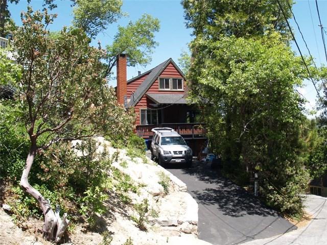 28176 North Shore, Lake Arrowhead, CA 92352 (#EV18120258) :: Angelique Koster