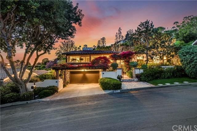1017 Via Fortuna, Palos Verdes Estates, CA 90274 (#PV18120326) :: Millman Team