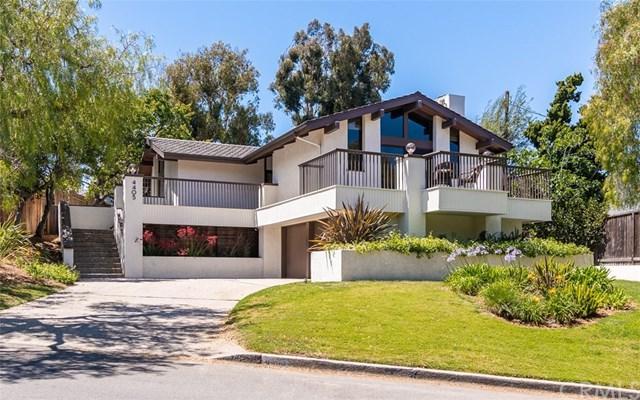 4405 Via Valmonte, Palos Verdes Estates, CA 90274 (#SB18118445) :: Millman Team