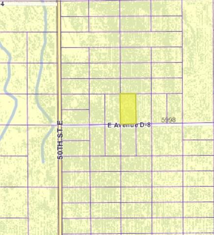 50 Vac/Vic Avenue D8/50 Ste, Redman, CA 93535 (#SR18120404) :: RE/MAX Masters