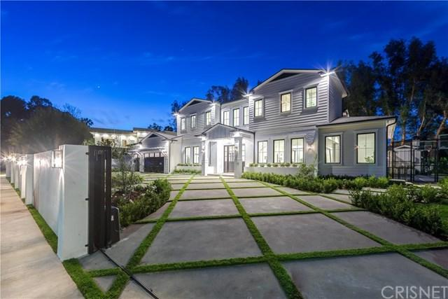 17405 Cumpston Street, Encino, CA 91316 (#SR18106846) :: Fred Sed Group