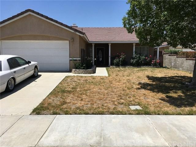 2441 Tierra Court, Rosamond, CA 93560 (#SR18120707) :: Group 46:10 Central Coast