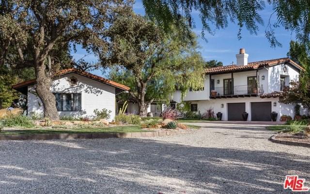 1759 N Refugio Road, Santa Ynez, CA 93460 (#18344544) :: RE/MAX Parkside Real Estate