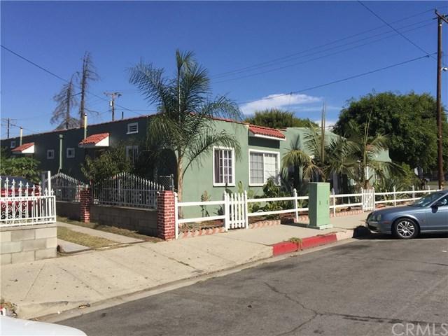 201 W Queen Street, Inglewood, CA 90301 (#SB18120851) :: Z Team OC Real Estate