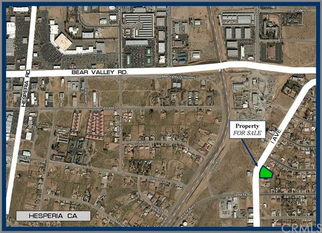 0 I Avenue, Hesperia, CA 92345 (#SW18120898) :: Group 46:10 Central Coast