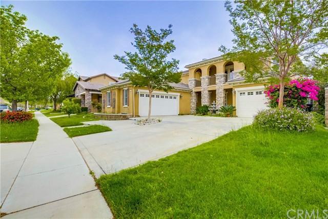 12547 Vintner Drive, Rancho Cucamonga, CA 91739 (#OC18120982) :: Group 46:10 Central Coast